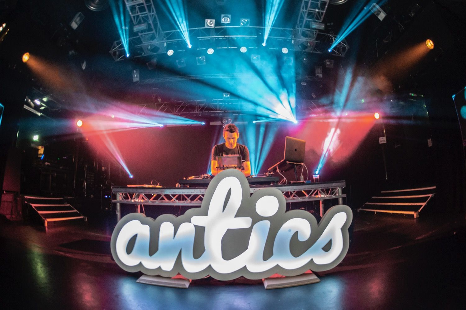 Antics Hip Hop Breaks Beats Party KOKO Camden London