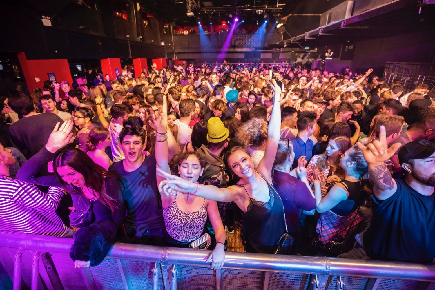 Antics Hip Hop Pop Beats Bass House Party Electric Ballroom Camden London