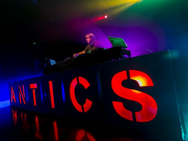 Antics at KOKO London - huge hip hop, breaks and funk party