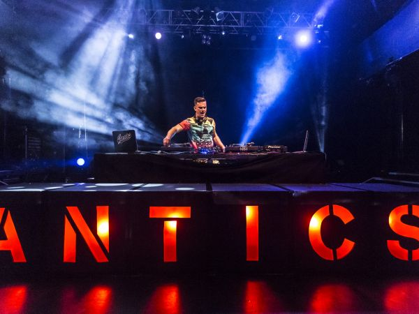 Antics Hip Hop Breaks Funk Beats Party at KOKO London