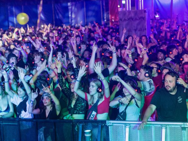 Buttoned Down Disco Indie Dance Party Reading Festival 2018