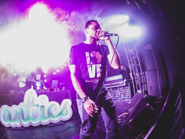 Antics Hip Hop Cool Pop Dance Party Electric Ballroom Camden London